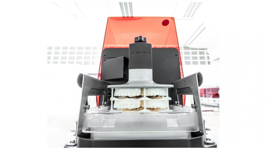 3D Drucker Hoffmann & Simon