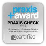 Praxis Award Hoffmann & Simon