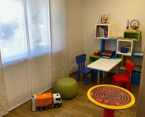 Spielecke für Kinder Hoffmann & Simon